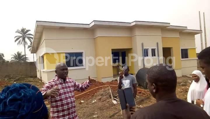 2 bedroom Semi Detached Bungalow House for sale Mowe/Ofada by International Brewries and Nestle Flowergate Mowe Obafemi Owode Ogun - 1