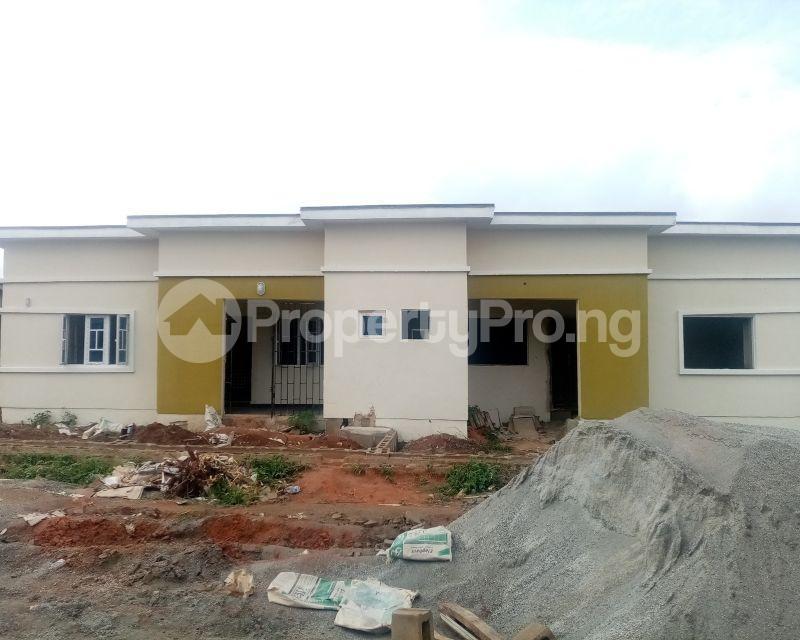 2 bedroom Semi Detached Bungalow House for sale Mowe/Ofada by International Brewries and Nestle Flowergate Mowe Obafemi Owode Ogun - 0