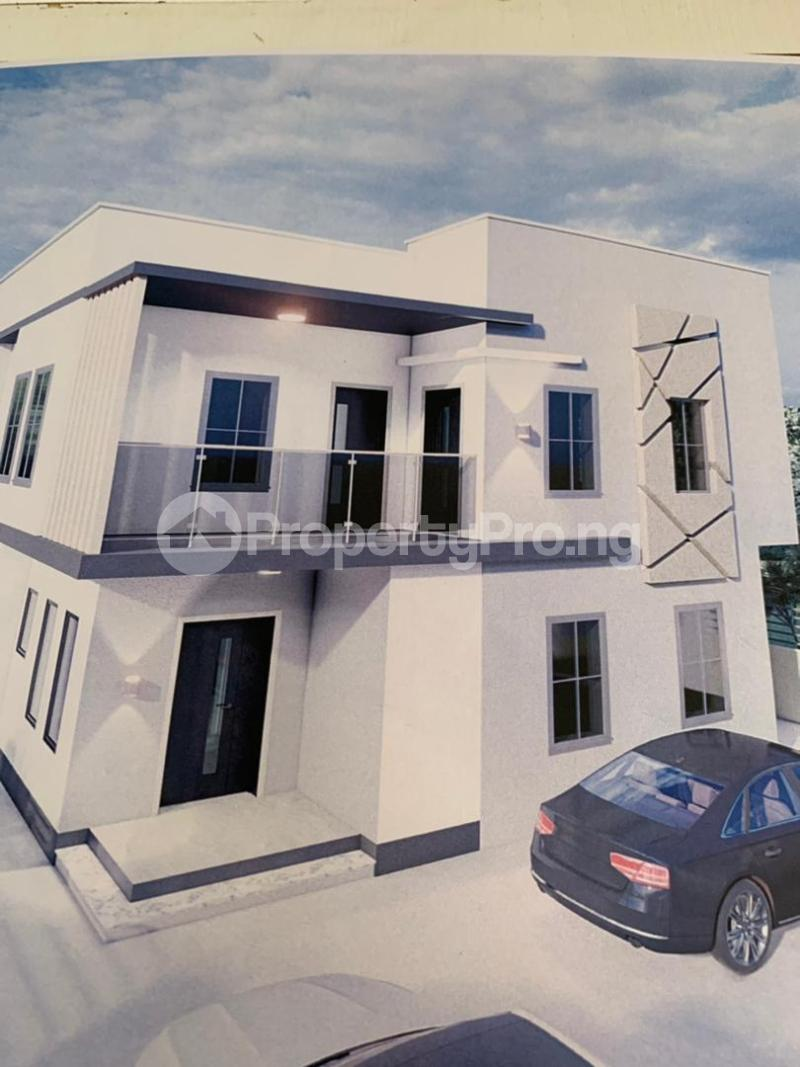 5 bedroom Residential Land for sale Karsana Gwarimpa Extension By Kubwa Express Way Gwarinpa Abuja - 2