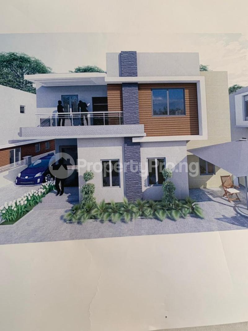 5 bedroom Residential Land for sale Karsana Gwarimpa Extension By Kubwa Express Way Gwarinpa Abuja - 1