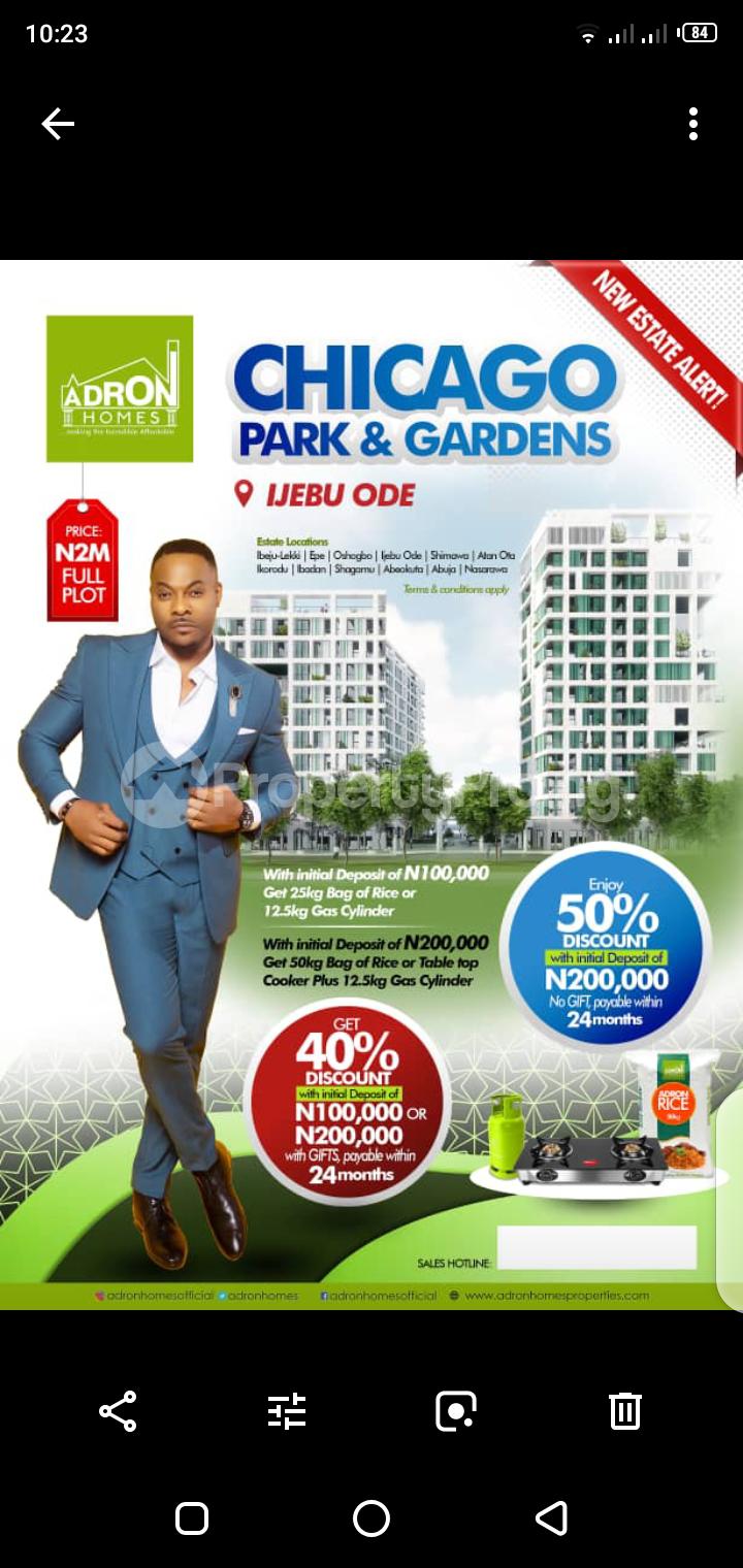 Mixed   Use Land Land for sale Ijebu Ode Ijebu Ogun - 0