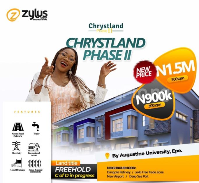 Residential Land Land for sale By Augustine University Epe Road Epe Lagos - 4