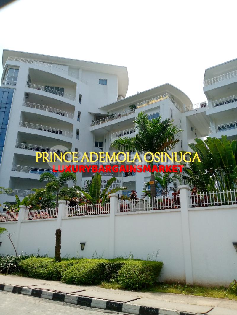 3 bedroom Flat / Apartment for rent Banana Island Estate Banana Island Ikoyi Lagos - 0