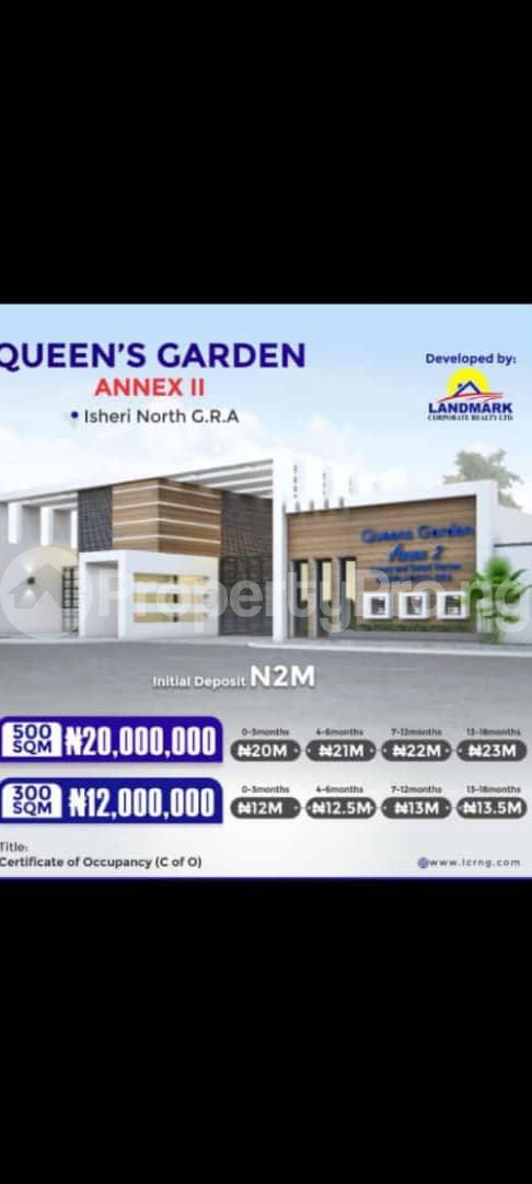 4 bedroom Detached Duplex for sale Queen's Garden Annexii, Isheri North Gra Agidingbi Ikeja Lagos - 3