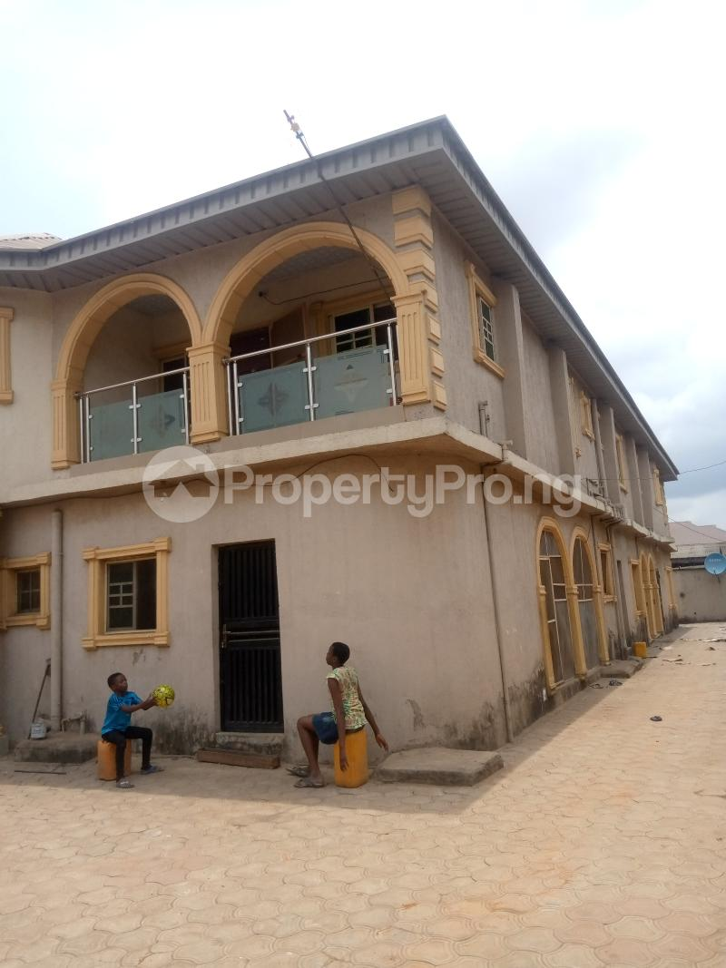 Flat / Apartment for rent Egbeda Egbeda Alimosho Lagos - 0