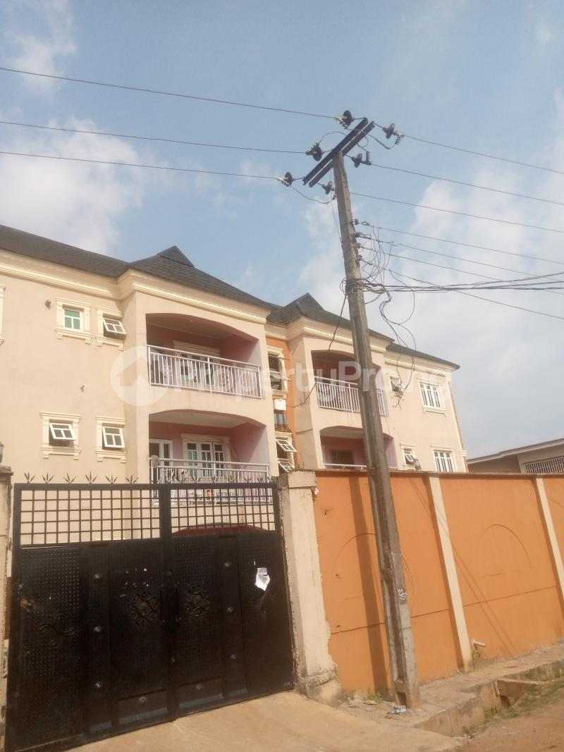 Flat / Apartment for rent Unity Estate Egbeda Alimosho Lagos - 0