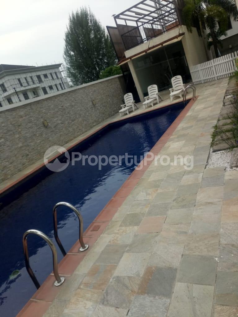 Penthouse for rent 3rd Ave Banana Island Ikoyi Lagos - 1
