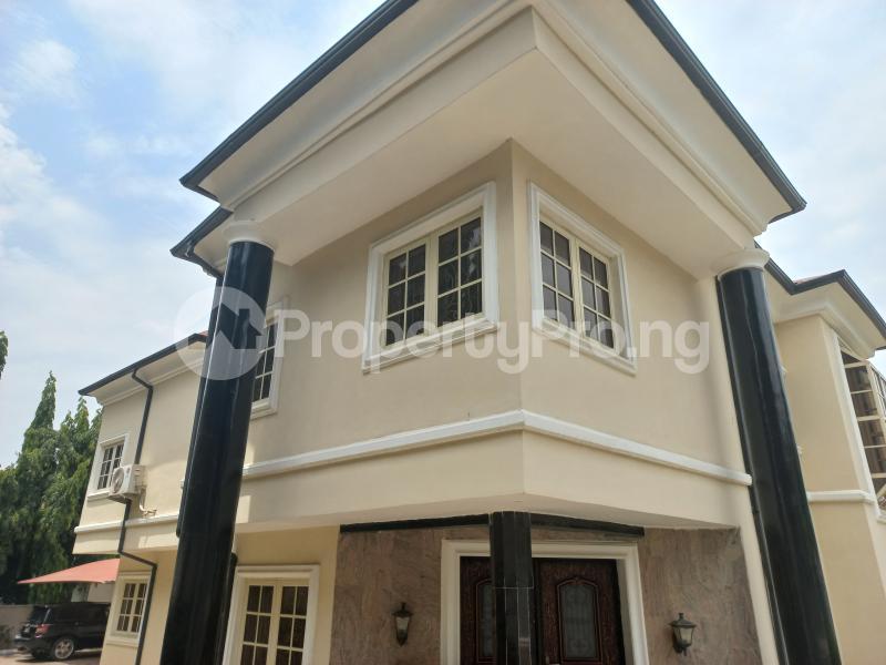 4 bedroom Detached Duplex for sale Aminu Kano Wuse 2 Abuja - 11