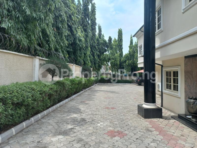 4 bedroom Detached Duplex for sale Aminu Kano Wuse 2 Abuja - 16