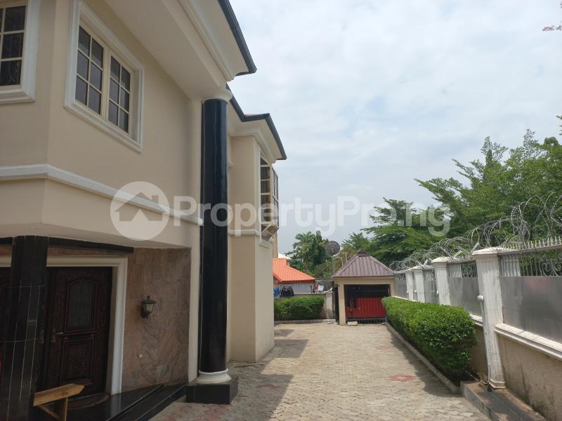 4 bedroom Detached Duplex for sale Aminu Kano Wuse 2 Abuja - 12