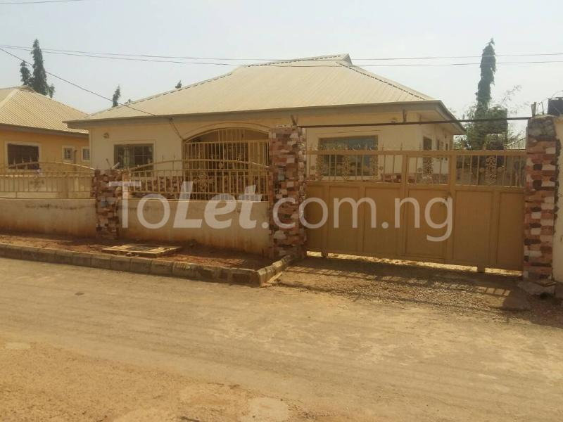 3 bedroom Detached Bungalow House for sale Cowries Estate Lugbe Abuja - 0