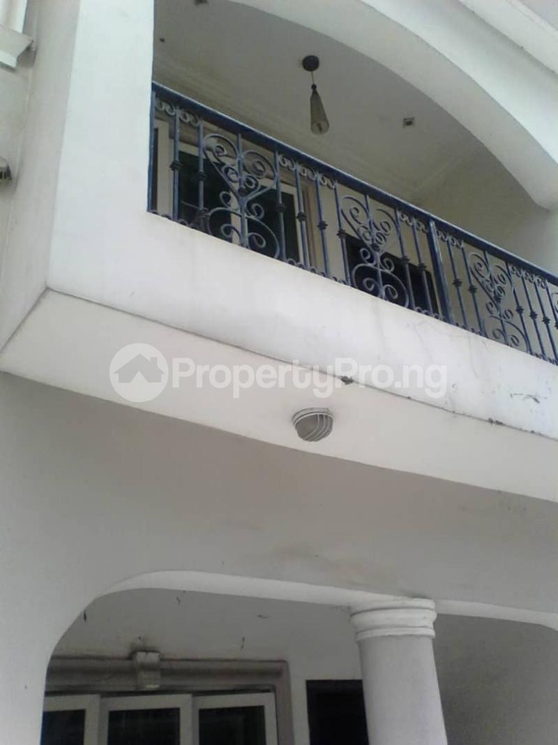 3 bedroom Flat / Apartment for rent Parkview estate Ago palace way. Okota Ago palace Okota Lagos - 1