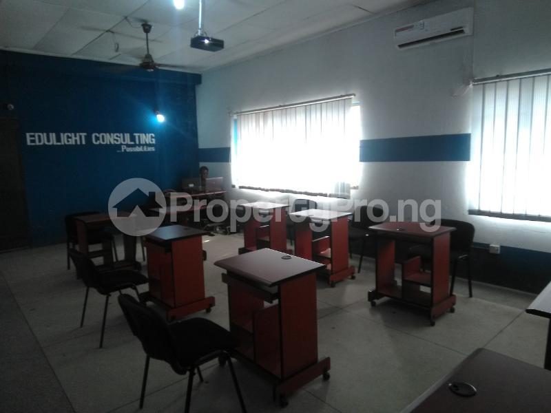Desk Co working space for shortlet 1st floor Leventis Building Lebanon Street, Dugbe, Ibadan, Nigeria, Office Ibadan north west Ibadan Oyo - 0