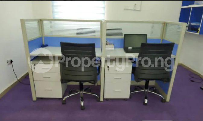 Workstation Co working space for rent UMARU DIKKO STREET Jabi Abuja - 0