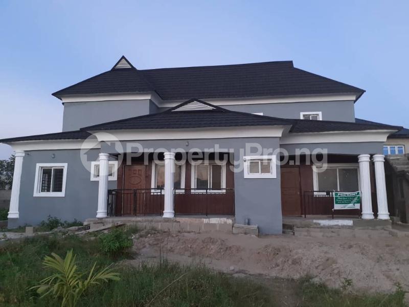 6 bedroom Detached Duplex House for sale Lagos Business School Olokonla Ajah Lagos - 1