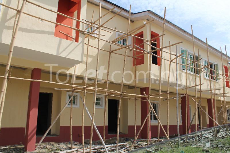 4 bedroom House for sale General Paint Bus Stop, After Abraham Adesanya Roundabout, Ajah. Lekki Gardens estate Ajah Lagos - 1