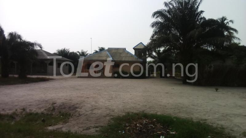 Land for sale Northern Foreshore Estate chevron Lekki Lagos - 0