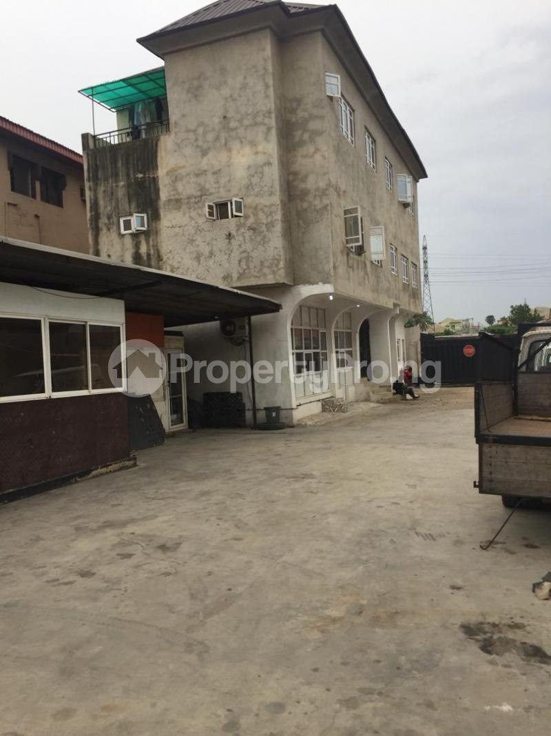 2 bedroom Office Space Commercial Property for sale Airport road Ajao Estate Isolo Lagos - 2