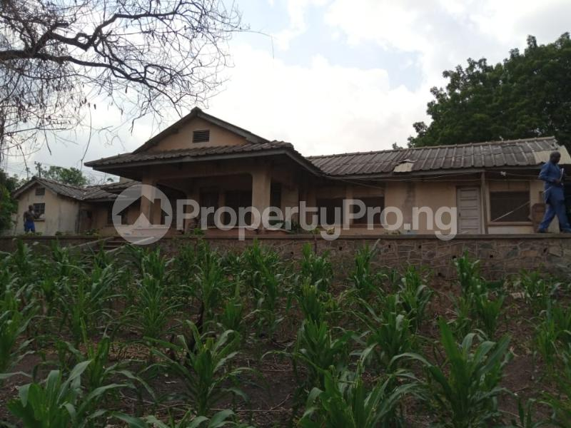 4 bedroom Office Space for sale Along Immigration Passport Office Agodi Ibadan Oyo - 0