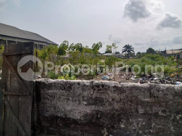 Commercial Land for sale Ughelli ( Centre Of The Town), Ughelli North Delta - 1