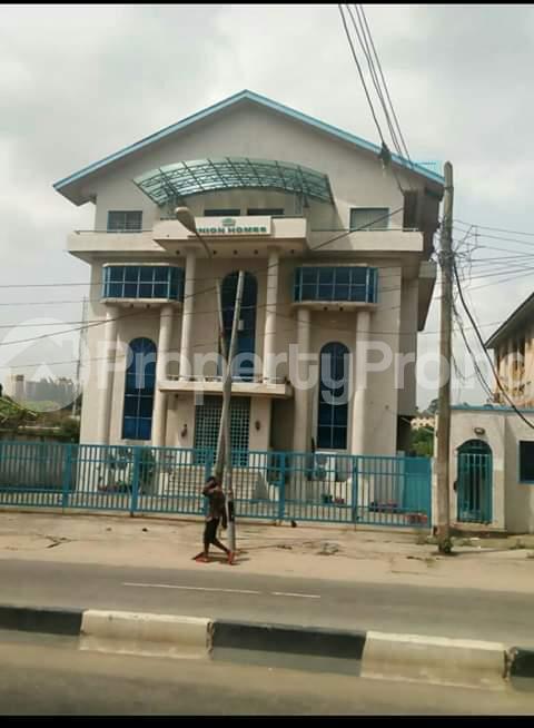 Office Space Commercial Property for sale Opebi Allen way Opebi Ikeja Lagos - 0
