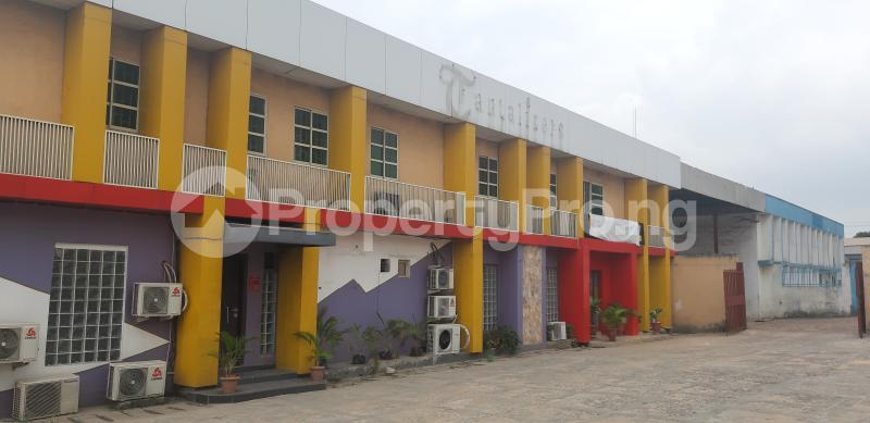 Office Space Commercial Property for rent ikosi road Oregun Ikeja Lagos - 0