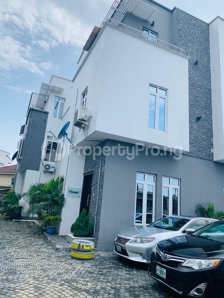 Office Space Commercial Property for rent - Lekki Phase 1 Lekki Lagos - 8