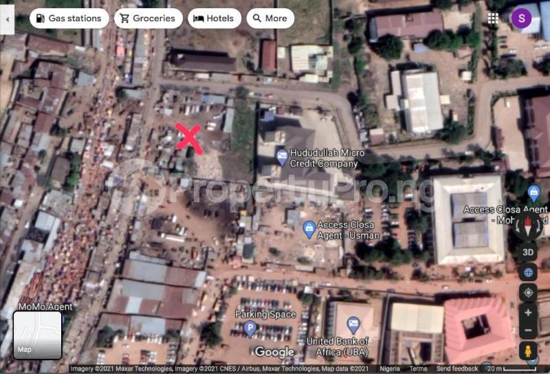 Commercial Land for sale Mogadishu Layout Kaduna North Kaduna - 0