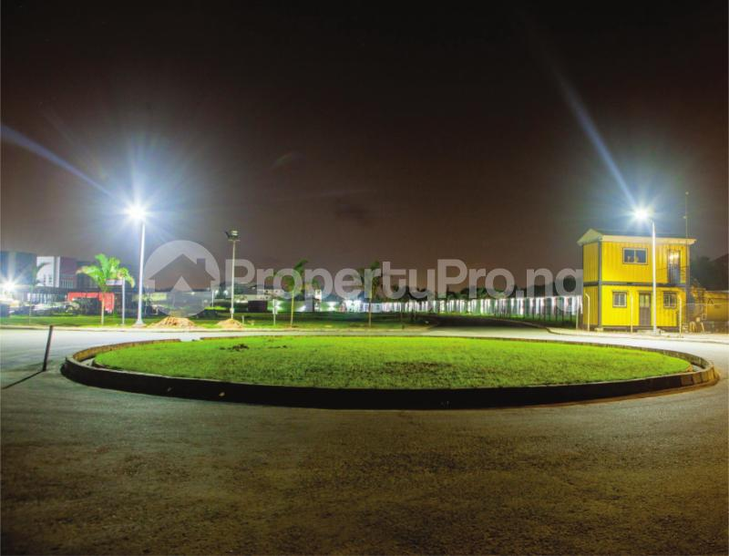 Commercial Land Land for sale Arepo Arepo Ogun - 1