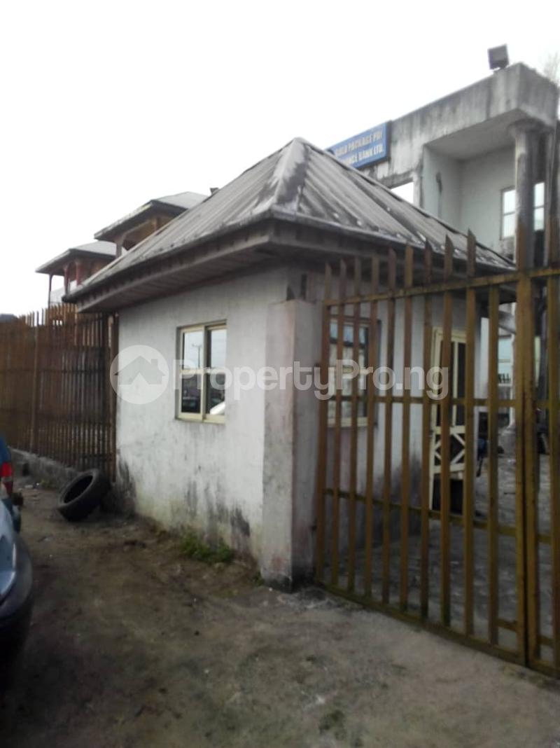 Office Space Commercial Property for sale Ughelli Patani Road, Ughelli Ughelli South Delta - 1