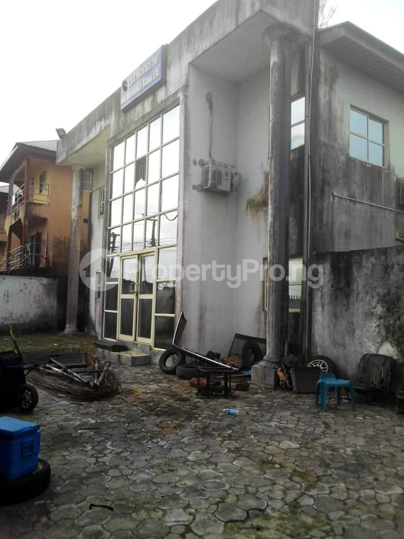 Office Space Commercial Property for sale Ughelli Patani Road, Ughelli Ughelli South Delta - 0