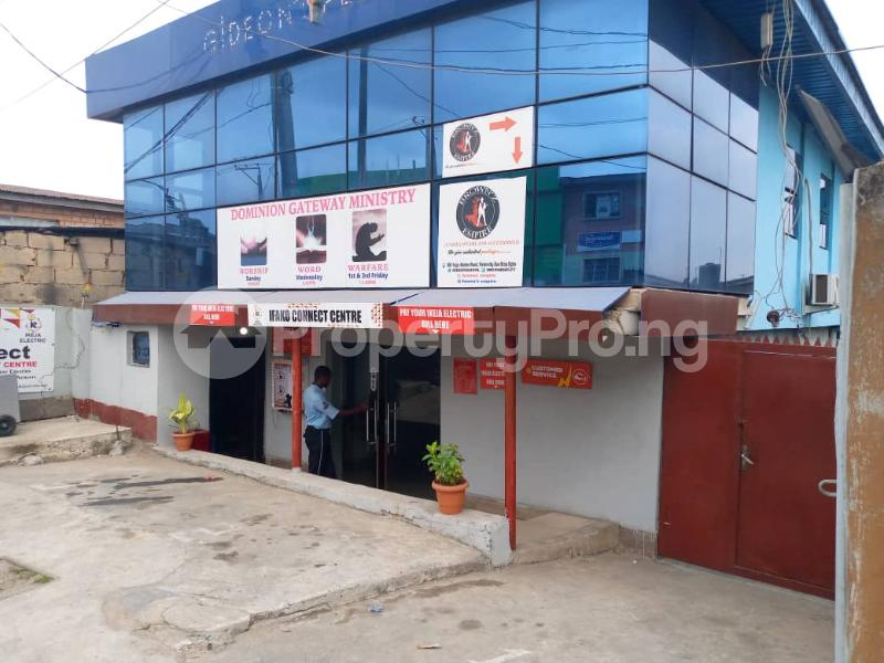 Office Space for sale Abatan Ogba Bus-stop Ogba Lagos - 1