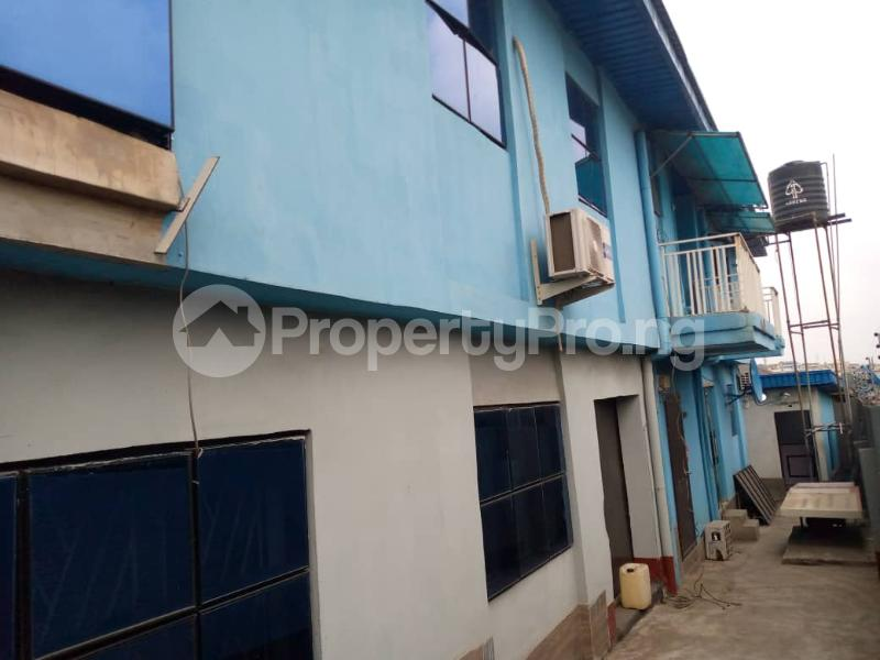 Office Space for sale Abatan Ogba Bus-stop Ogba Lagos - 0