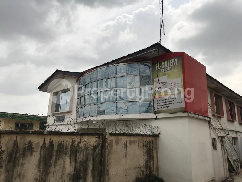 5 bedroom Office Space Commercial Property for rent Bolumole junction Ring Rd Ibadan Oyo - 0
