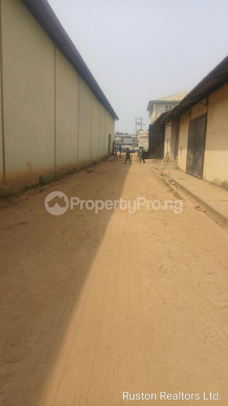 Warehouse Commercial Property for sale  rindroad Ibadan. Ring Rd Ibadan Oyo - 0