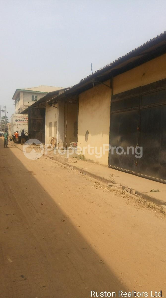 Warehouse Commercial Property for sale  rindroad Ibadan. Ring Rd Ibadan Oyo - 1