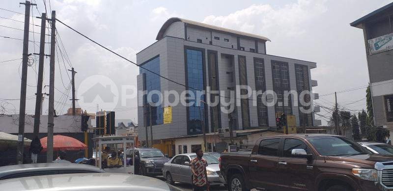 Office Space Commercial Property for rent No 56, Opebi Road Ikeja, Lagos. Opebi Ikeja Lagos - 0