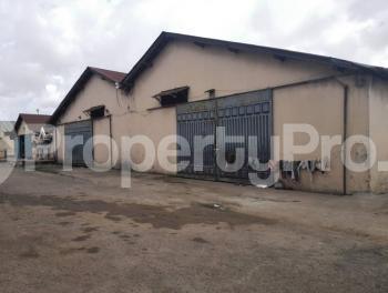 Warehouse Commercial Property for sale  off Abebe village road, iganmu Iganmu Orile Lagos - 0