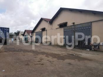 Warehouse Commercial Property for sale  off Abebe village road, iganmu Iganmu Orile Lagos - 1