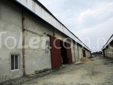 Commercial Property for rent Abijo Sangotedo Lagos - 1