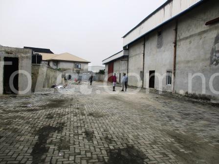 Commercial Property for rent Abijo Sangotedo Lagos - 2