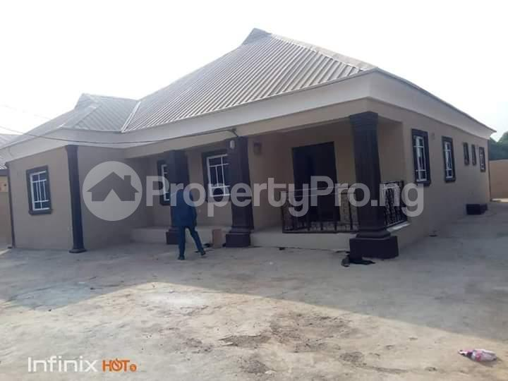 4 bedroom Detached Bungalow House for sale Baba Ode Area, Coca-Cola by Unity Ilorin Kwara - 1