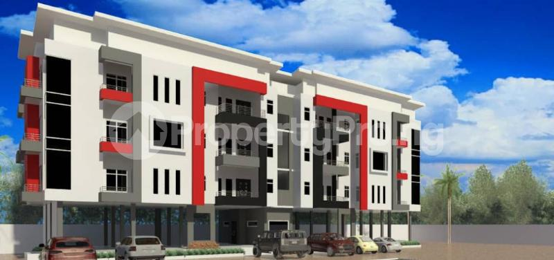 4 bedroom Blocks of Flats House for sale Salvation road, After Sheraton, Right end of the road, Omega Courts Opebi Ikeja Lagos - 0