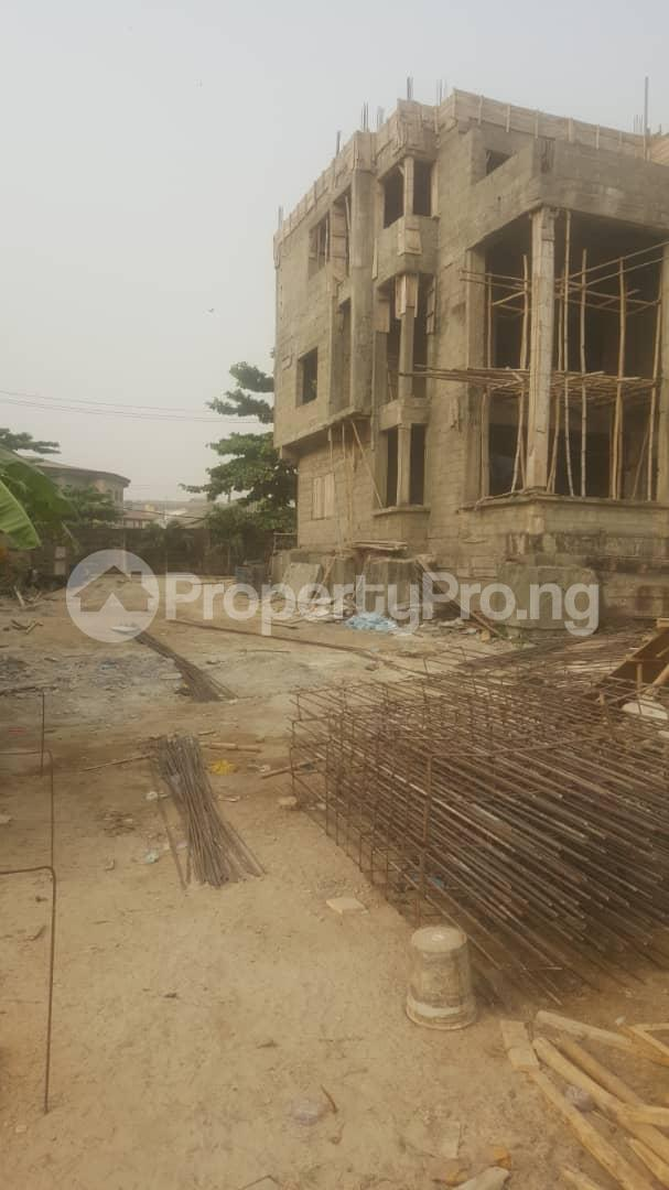 4 bedroom Blocks of Flats House for sale Salvation road, After Sheraton, Right end of the road, Omega Courts Opebi Ikeja Lagos - 4