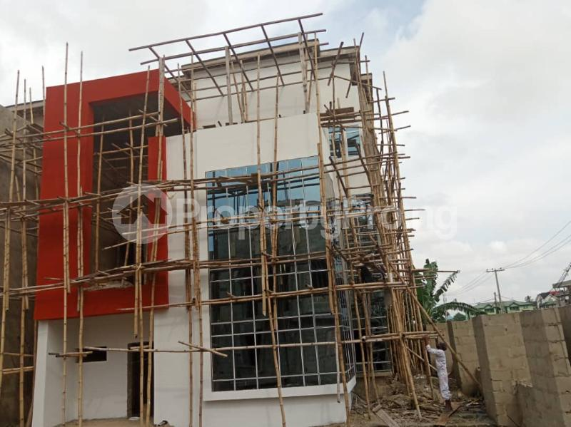 4 bedroom Blocks of Flats House for sale Salvation road, After Sheraton, Right end of the road, Omega Courts Opebi Ikeja Lagos - 1