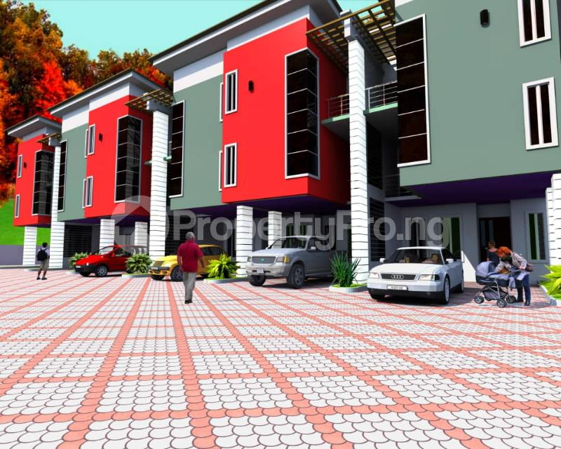 4 bedroom Blocks of Flats House for sale Salvation road, After Sheraton, Right end of the road, Omega Courts Opebi Ikeja Lagos - 6
