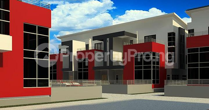 4 bedroom Blocks of Flats House for sale Salvation road, After Sheraton, Right end of the road, Omega Courts Opebi Ikeja Lagos - 2