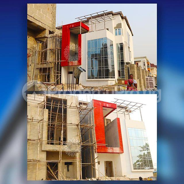 4 bedroom Blocks of Flats House for sale Salvation road, After Sheraton, Right end of the road, Omega Courts Opebi Ikeja Lagos - 17