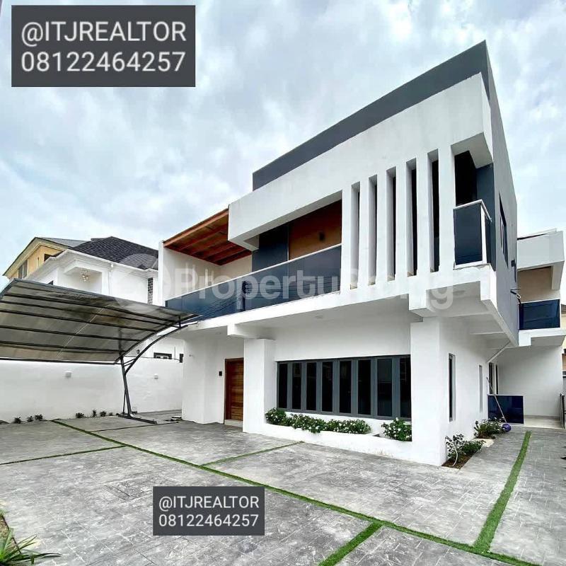 4 bedroom Detached Duplex House for sale chevron Lekki Lagos - 0