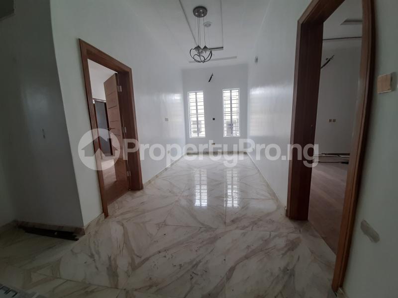4 bedroom Semi Detached Duplex House for sale Off Chevron drive lekki chevron Lekki Lagos - 10